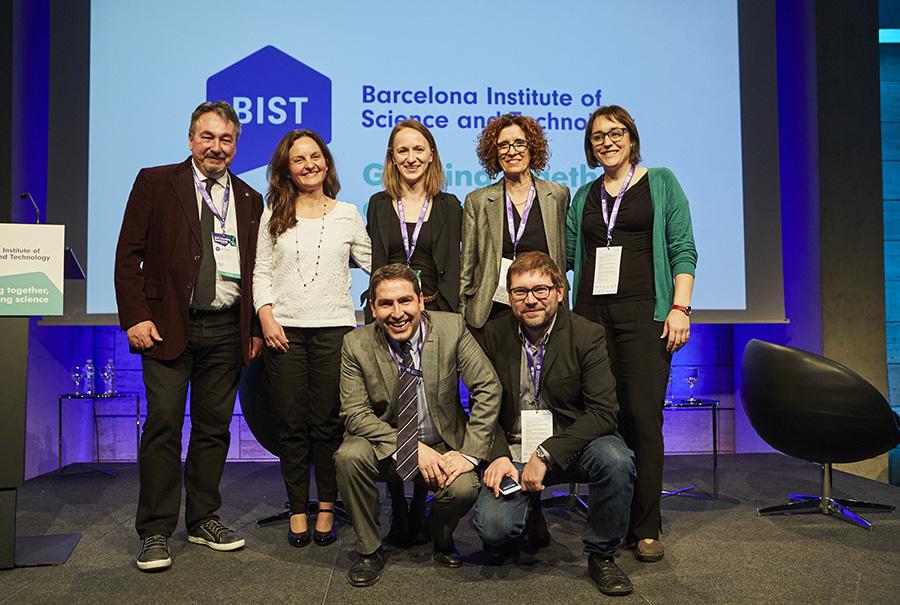 The BIST team